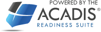 Powered by the Acadis Readiness Suite